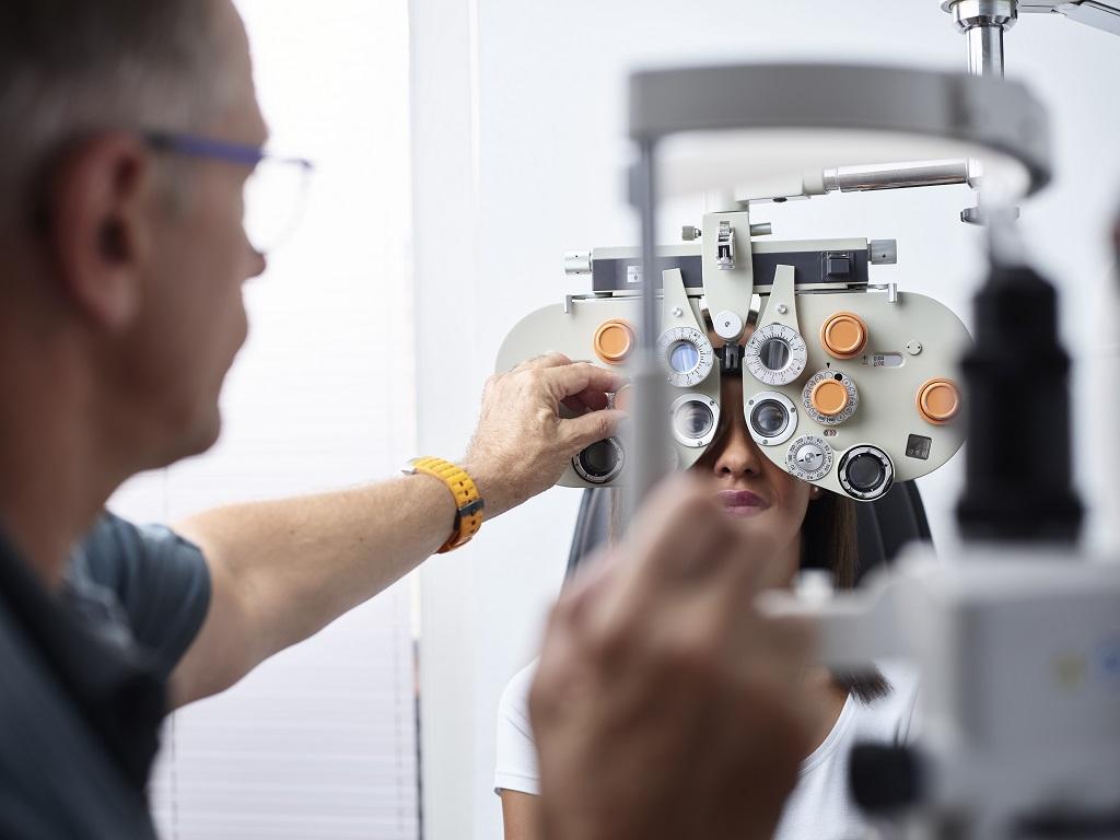 Sehtest - Optik Fahnenbrock & Brillen Pleiss